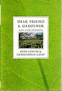 View larger image of 'Dear Friend & Gardener'
