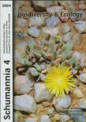 View larger image of 'Schumannia 4 - Biodiversity & Ecology Volume 2'
